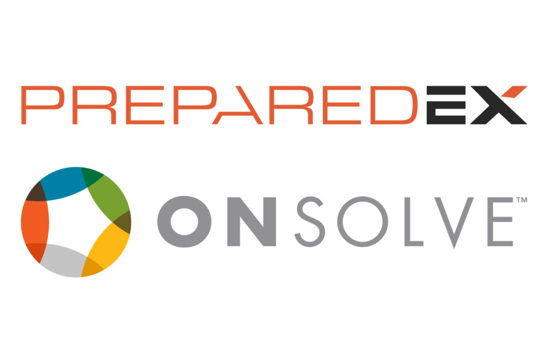 PreparedEx Partners with OnSolve to Provide Simulated Crisis Exercises that Optimize Organizational Crisis Preparedness
