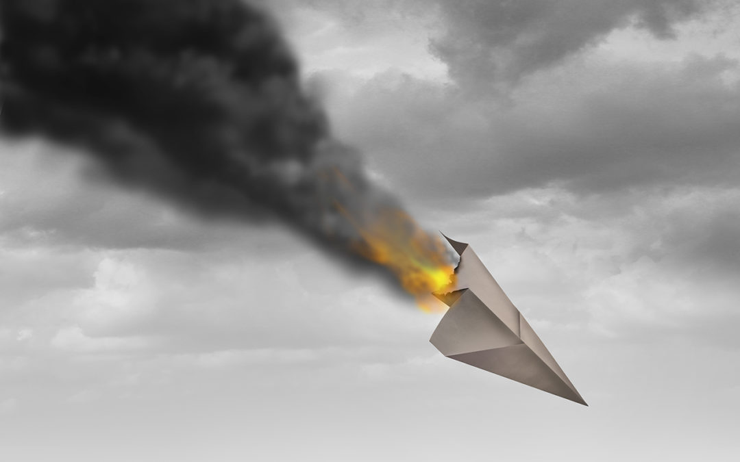Why Organizations Fail to Respond to Crises